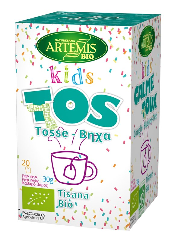 ARTEMIS Herbs Mixture Kids Cough 20 sachets
