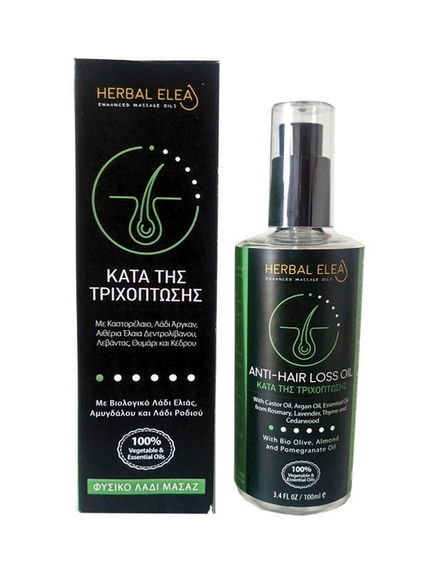 Herbal Elea Anti-Hair Loss Oil 100ml