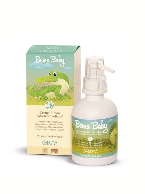 BEMA Baby Body Fluid 250ml