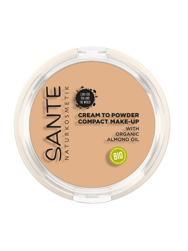 SANTE Compact Make-up 01 Cool Ivory 9gr