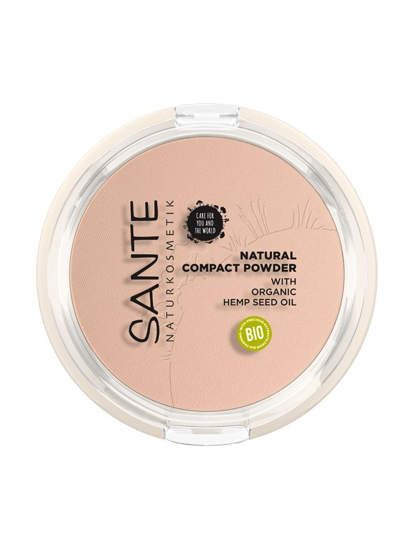 SANTE Compact Powder 01 Cool Ivory 9gr